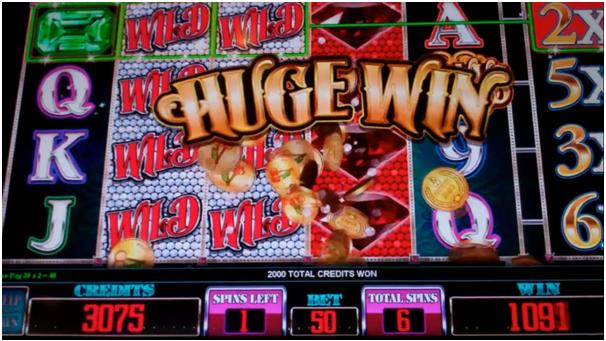 Benefícios para jogar jogos de slots grátis com rodadas de bônus