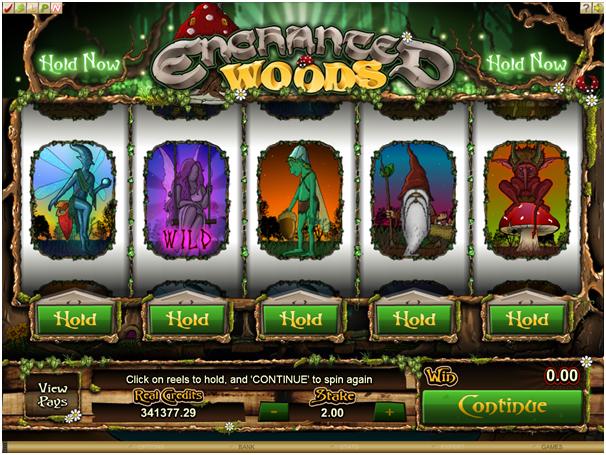 Bosques Encantados slot