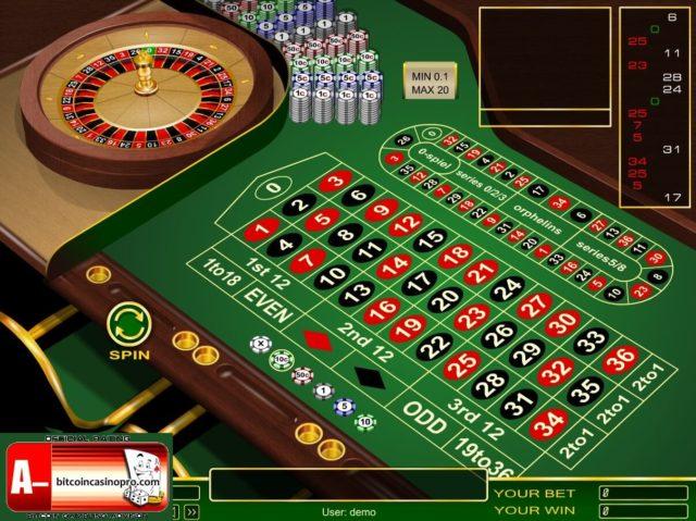Caesarbit-Casino-Roulette