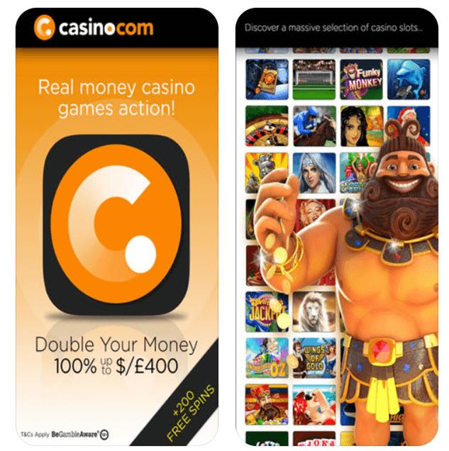 Casino Aplicação
