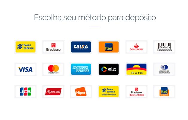 Casinos online com depósito Pay4Fun no Brasil