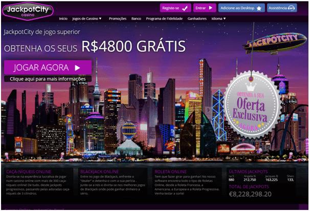 Jackpot-city-casino brazil