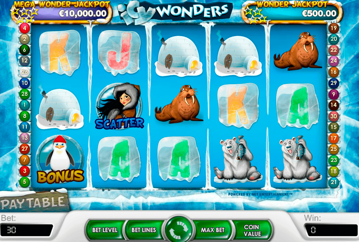 Wonders Jackpot