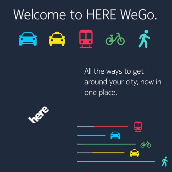 aplicativo de viagem