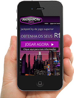 jackpot city cassino para celular