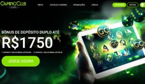 cassino online gaming club