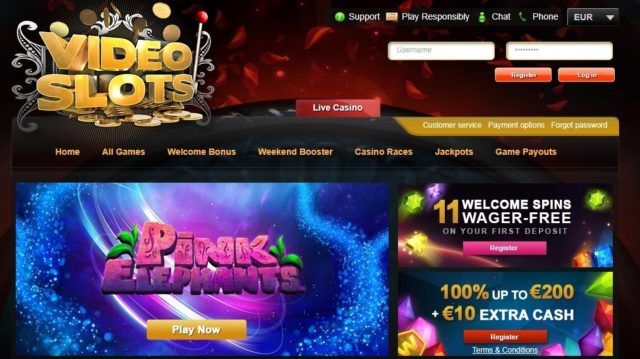 cassino online video slots