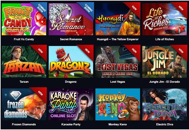 crazy vegas casino jogos