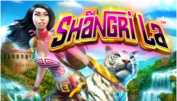Jogo Shangrila slot