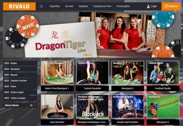rivalo casa de aposta online