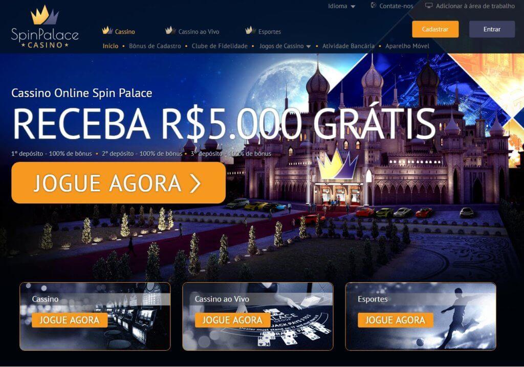 spin palace brasil
